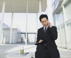 基本的な営業の仕方とシステム手帳の活用 イメージ
