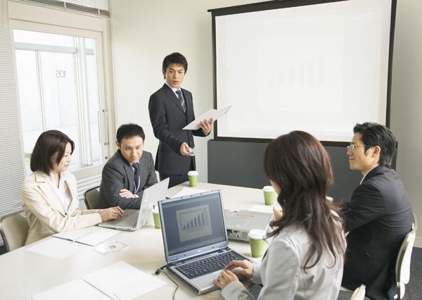 仕事の管理に使う イメージ